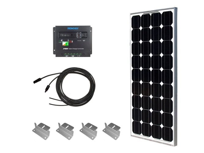 ... and Best 100W Complete Solar Power Kit from Renogy | Solar Shoppe